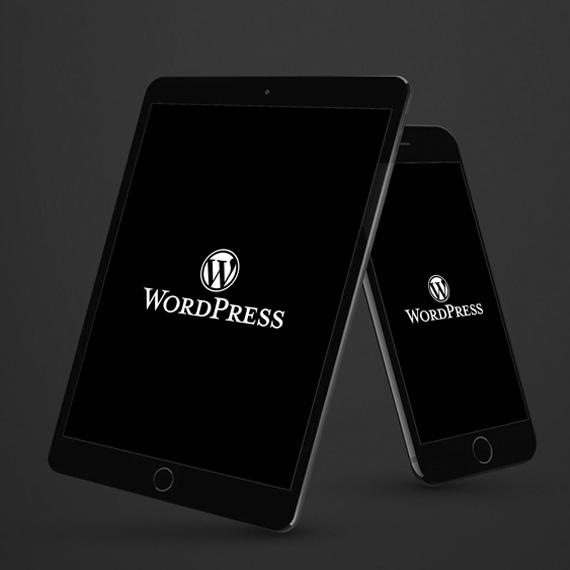Wordpress auf zwei verschiedenen Geräten